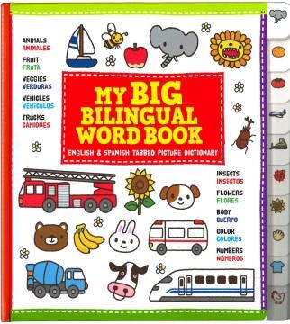My Big Bilingual Word Book