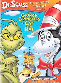 Dr. Seuss the Grinch Grinches the Cat in the Hat