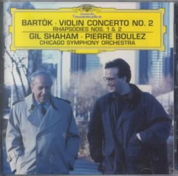 Violin Concerto No. 2, Sz 112