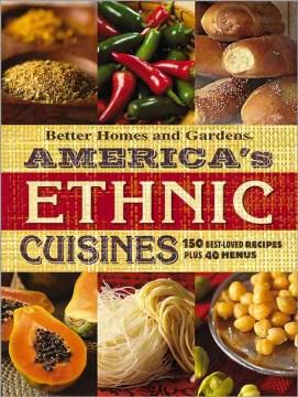 America's Ethnic Cuisines