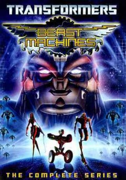 Transformers Beast Machines
