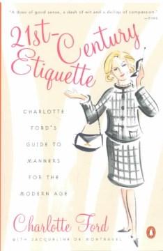 21st Century Etiquette