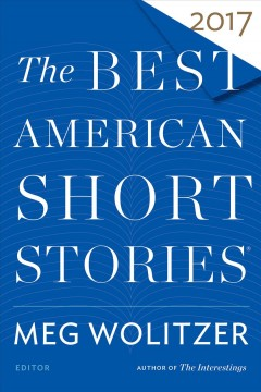 Best American Short Stories 2017