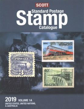 Scott 2019 Standard Postage Stamp Catalogue