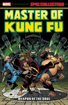 MASTER OF KUNG FU EPIC COLLECTION. WEAPON OF THE SOUL