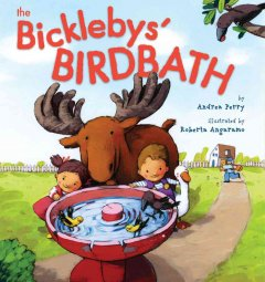 The Bicklebys' Birdbath