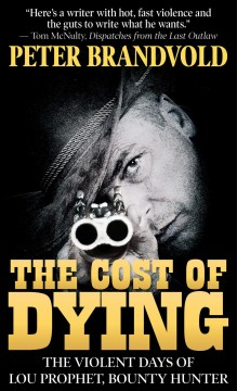 COST OF DYING, THE [LARGE PRINT]