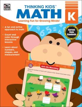 Thinking Kids' Math, Grade K