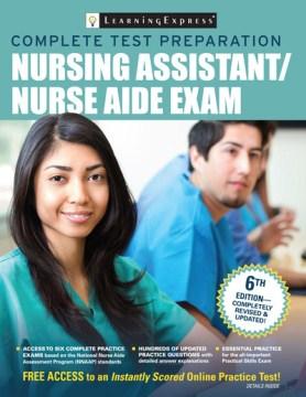 Nursing Assistant/nurse Aide Exam