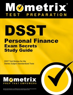DSST Personal Finance Exam Secrets