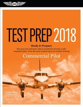 Commercial Pilot Test Prep 2018