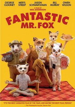 Fantastic Mr Fox, bìa sách