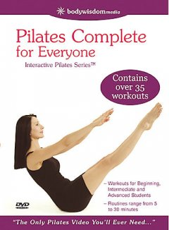 Pilates Complete for Everyone, book cover