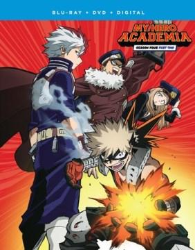 My Hero Academia Season 4 Part 2