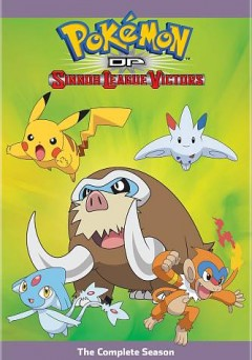 Pokemon Dp: Sinnoh League Victors the Complete Season