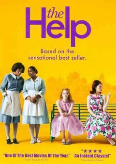 The Help, book cover