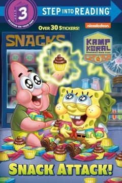 Snack Attack! (Kamp Koral: Spongebob's Under Years)
