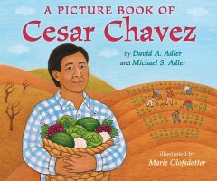 A Picture Book of Cesar Chavez book cover