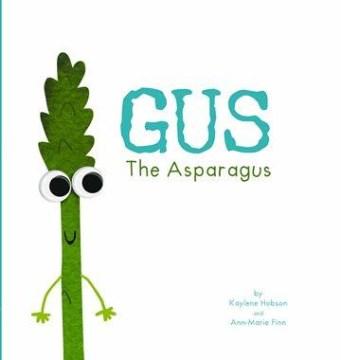 Gus, the Asparagus