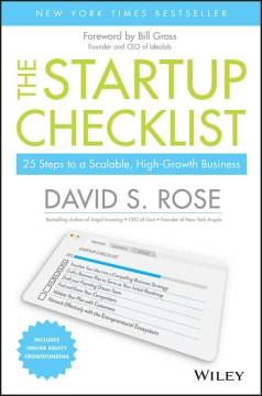 The Startup Checklist