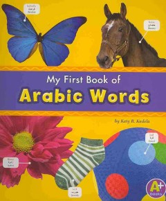 My First Book of Arabic Words