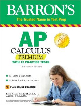 Barron's AP Calculus Premium