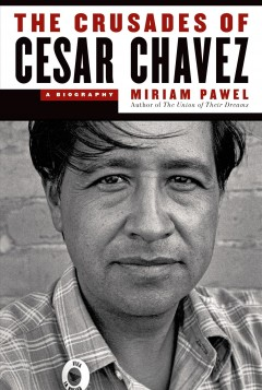 The Crusades of Cesar Chavez book cover