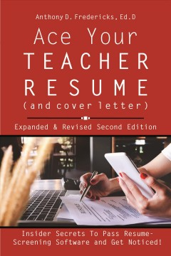 Ace Your Teacher Resume - and Cover Letter