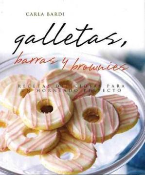 Galletas, barras y Brownies