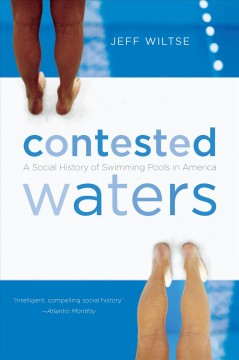 Contested Waters book cover
