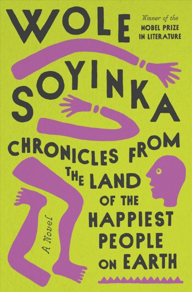 Book jacket for Chronicles from the Land of the Happiest People on Earth