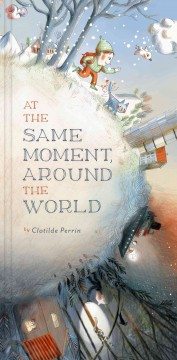 At+the+Same+Moment+Around+the+World