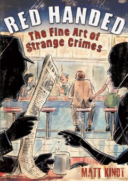 Red+Handed%3A+The+Fine+Art+of+Strange+Crimes