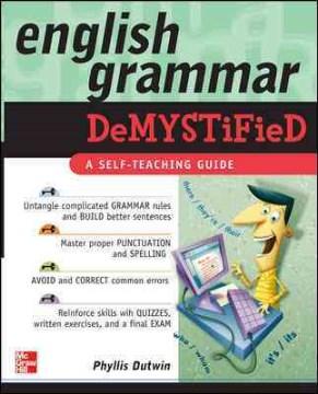 English Grammar Demystified