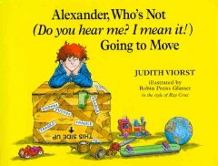 Alexander, Who's Not (Do You Hear Me? I Mean It) Going To Move