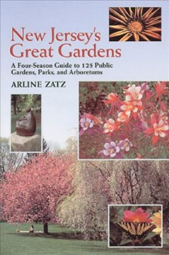 New Jersey's Great Gardens