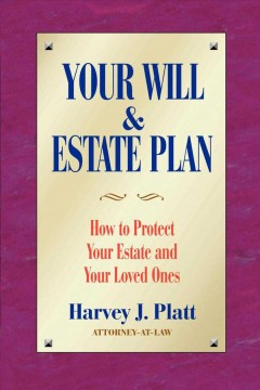 Your Will & Estate Plan