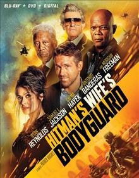 The Hitman's Wife's Bodyguard (BD/DVD Combo)