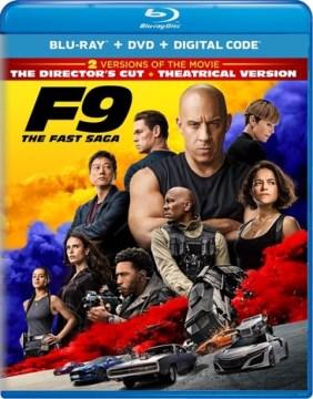 F9: The Fast Saga (BD/DVD Combo)