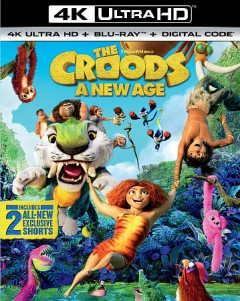 The Croods: A New Age (4K Ultra HD/BD Combo)