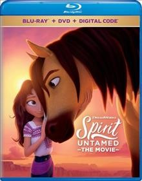 Spirit Untamed (BD/DVD Combo)