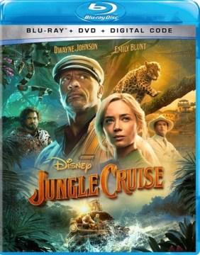Jungle Cruise (BD/DVD Combo)