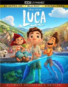 Luca (4K Ultra HD/BD Combo)