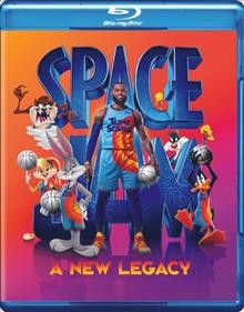 Space Jam: A New Legacy (BD/DVD Combo)