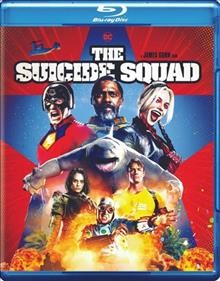 The Suicide Squad (BD/DVD Combo)