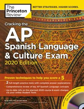 Cracking the AP Spanish Language & Culture Exam With Audio CD