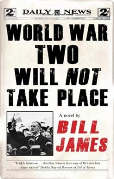 World War Two Will Not Take Place