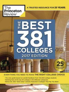 The Best 381 Colleges