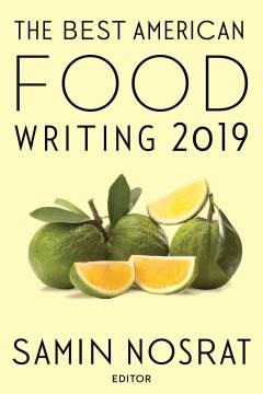 Best American Food Writing 2019