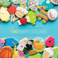 100 Party Cookies